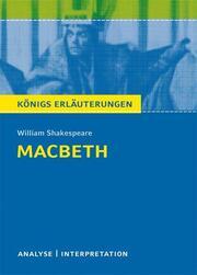 Macbeth von William Shakespeare.