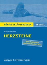 Herzsteine von Hanna Jansen