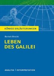 Leben des Galilei von Bertolt Brecht.