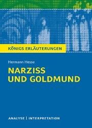 Narziß und Goldmund. Königs Erläuterungen.