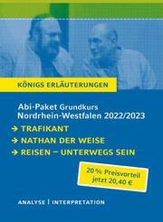 Abitur Deutsch NRW 2022 GK - Königs Erläuterungen - Paket