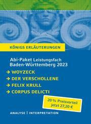 Abi-Paket Baden-Württemberg 2023 Deutsch Leistungskurs
