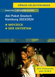 Abitur Deutsch Hamburg 2023 - Woyzeck/Untertan
