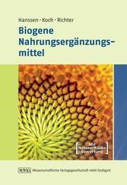 Biogene Nahrungsergänzungsmittel