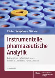 Instrumentelle pharmazeutische Analytik