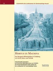 Hortus ex Machina