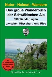 Das große Wanderbuch der Schwäbischen Alb - Cover