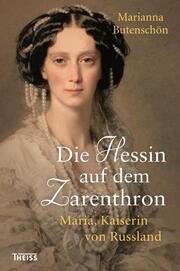 Die Hessin auf dem Zarenthron - Cover