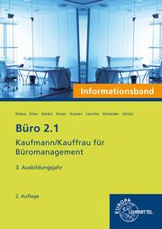 Büro 2.1 - Informationsband - 3. Ausbildungsjahr