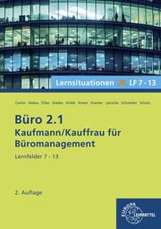Büro 2.1, Lernsituationen XL, Lernfelder 7-13