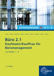 Büro 2.1, Lernsituationen XL Lernfelder 1-6