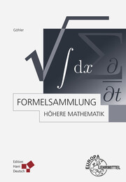 Formelsammlung Höhere Mathematik