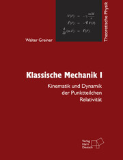 Klassische Mechanik I