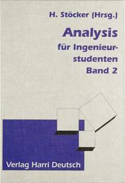 Analysis für Ingenieurstudenten 2
