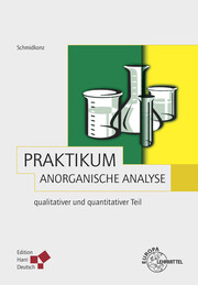 Praktikum Anorganische Analyse