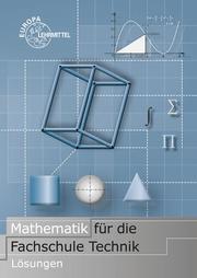 Mathematik für die Fachhochschulreife