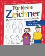Für kleine Zeichner - Cover