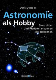 Astronomie als Hobby - Cover