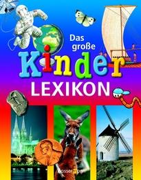 Das große Kinderlexikon - Cover