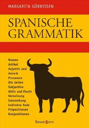 Spanische Grammatik - Cover