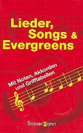 Lieder, Songs und Evergreens