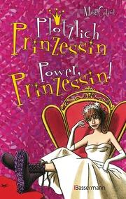 Plötzlich Prinzessin/Power, Prinzessin! - Cover
