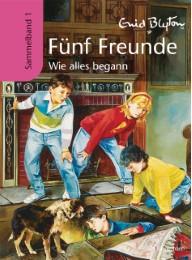 Fünf Freunde - Wie alles begann