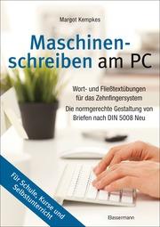 Maschinenschreiben am PC - Cover