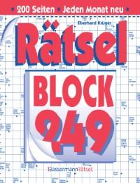 Rätselblock 249