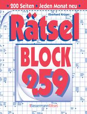 Rätselblock 259