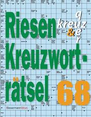 Riesen-Kreuzworträtsel 68 - Cover