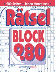 Rätselblock 280