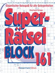 Superrätselblock 161