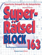 Superrätselblock 163