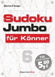 Sudokujumbo für Könner 6