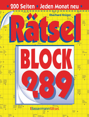 Rätselblock 289
