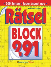 Rätselblock 291