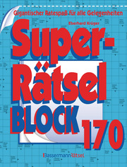 Superrätselblock 170