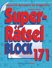 Superrätselblock 171