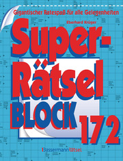 Superrätselblock 172