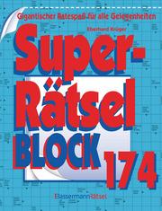 Superrätselblock 174