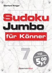 Sudokujumbo für Könner 7