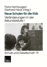 Neue Schulen für die Kids