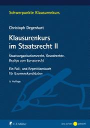 Klausurenkurs im Staatsrecht II