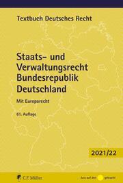 Staats- und Verwaltungsrecht Bundesrepublik Deutschland 2021/22