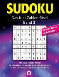 Sudoku: Das Kult-Zahlenrätsel 3