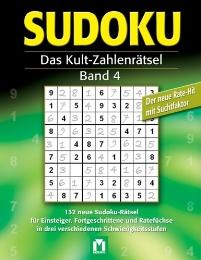 Sudoku: Das Kult-Zahlenrätsel 4