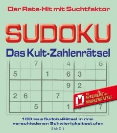 Sudoku - Das Kult-Zahlenrätsel 1