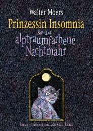 Prinzessin Insomnia & der alptraumfarbene Nachtmahr - Cover