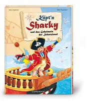 Käpt'n Sharky und das Geheimnis der Schatzinsel - Cover
